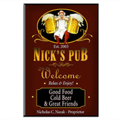 Bar signs and pub signs