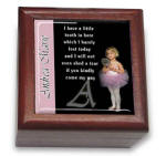Ballerina Tooth Fairy Box