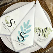 cloth dinner napkin sets