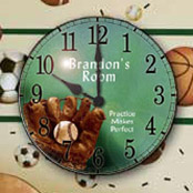 Clocks for childrens rooms