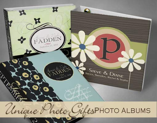 Personalized baby gifts and gifts for kids by simply sublime baby albumscrapbook personalized baby photo albums and scrapbooks negle Gallery