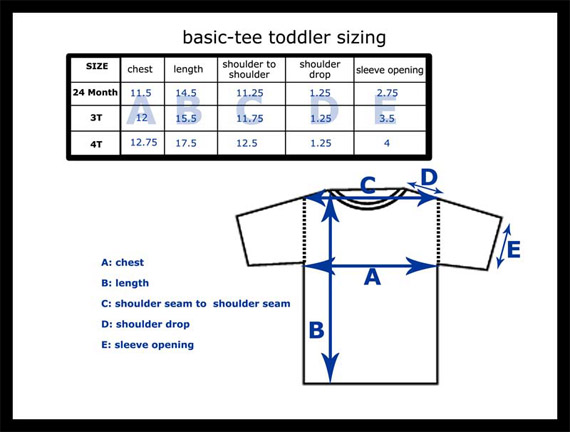 Personalized Toddler T-Shirts Page 3